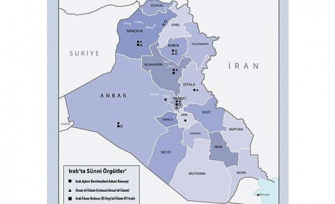 Sunni alliance in Iraq is fragile, says report