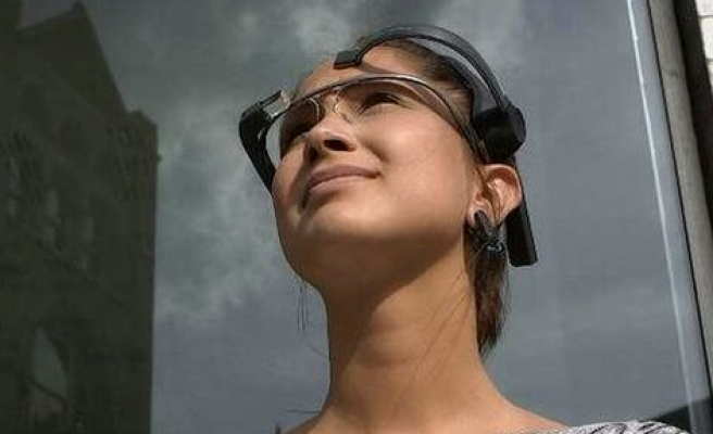 Google Glass hack reads mind to operate app