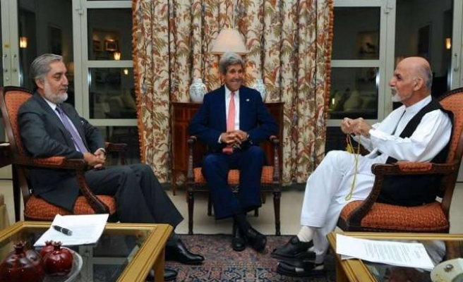Afghan talks for unity government collapse; crisis deepens -UPDATED