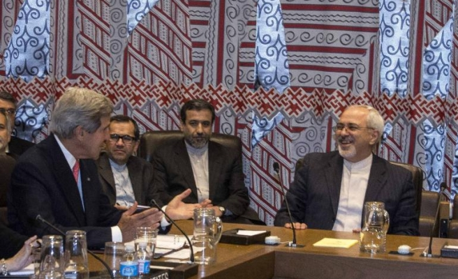 U.S.'s Kerry, Iran minister to meet before atom deal