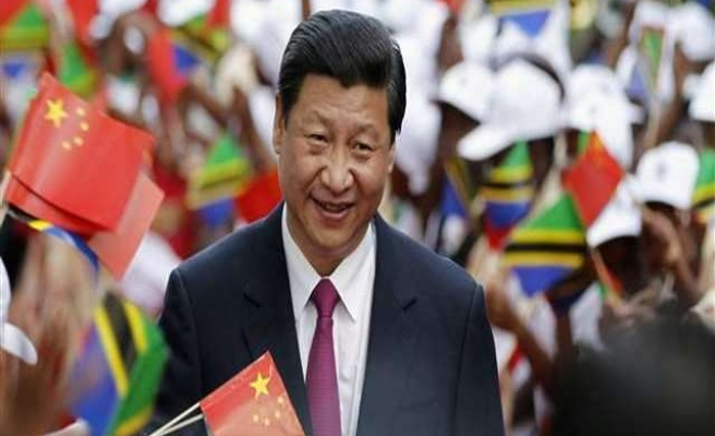 China pushes for developing world's rights as BRICS summit opens