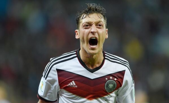 Germany's Ozil to donate World Cup winnings to Gaza