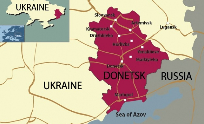Ukraine troops take fight to heart of pro-Moscow rebellion