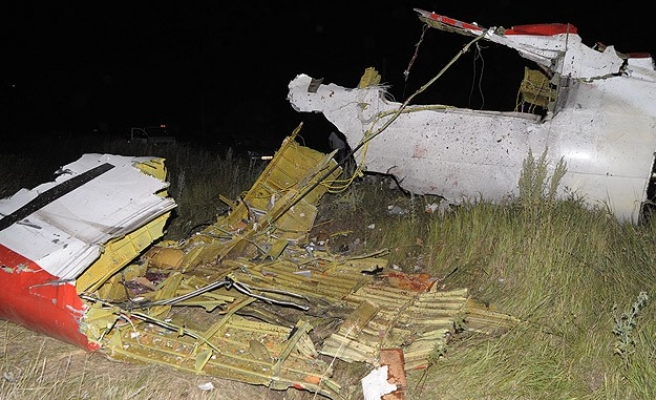 Dutch hope metal shards will lead them to missile that hit MH17