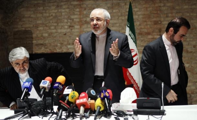 Iran FM threatens response to new US sanctions