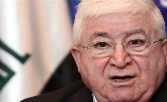 Iraqi president to make first visit to Turkey soon