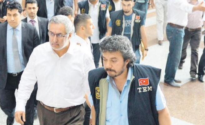 20 more Turkish police detained in wiretapping probe