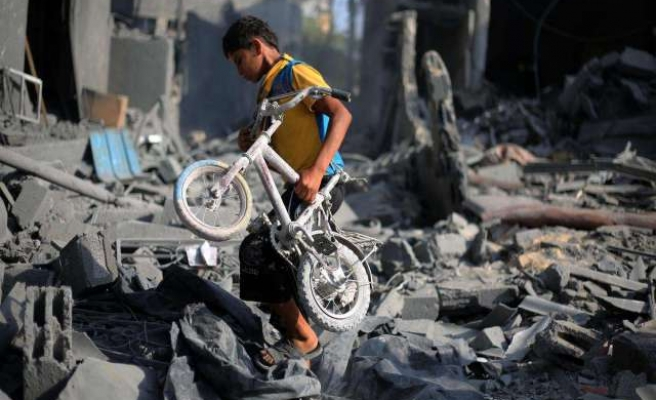 Gaza reconstruction to cost $7.8 bln