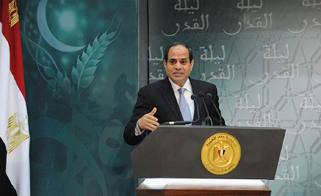 Egypt's Sisi demands Turkish Cypriots removed from OIC