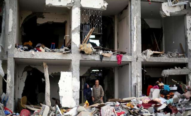 Gaza reconstruction could take 3 years: UNRWA