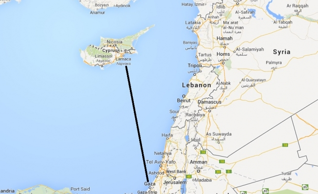 Europe seeks to open Gaza sea route from Cyprus