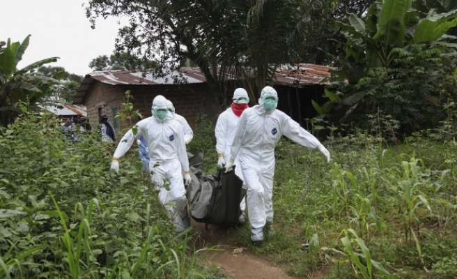 West Africa Ebola death toll passes 3,000