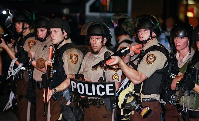U.S. lawmaker wants Ferguson police force dissolved