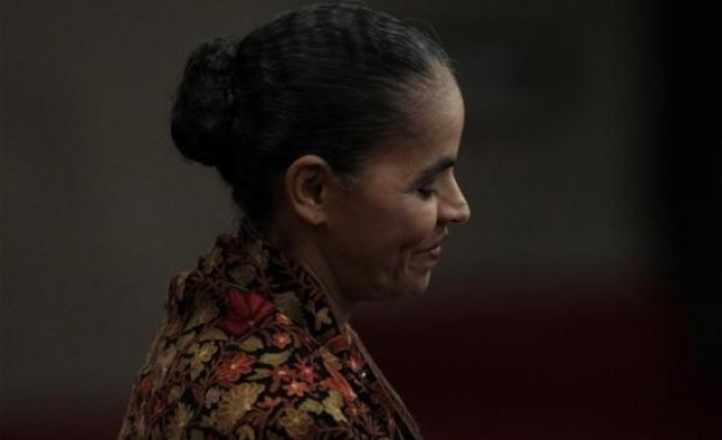 Silva confirmed as Brazil presidential candidate