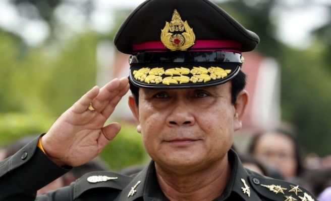 Thai junta leader considering lifting martial law in some areas