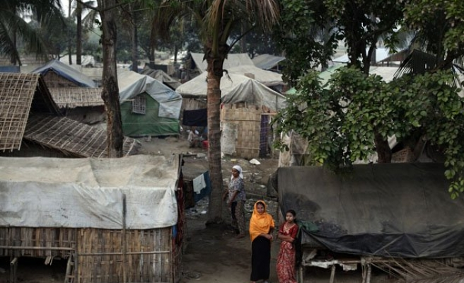 Myanmar's Rohingya stuck in refugee limbo in India