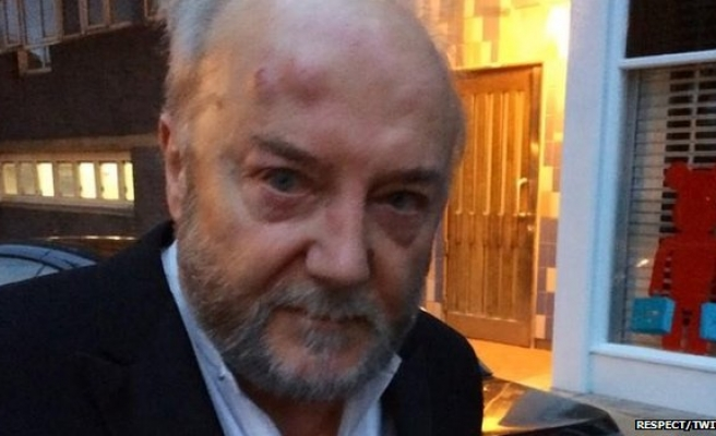 Man charged with attacking British MP on London street