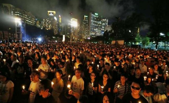 Survey shows 8 in 10 want end to Hong Kong protests