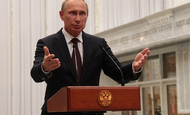 Putin says Russia is not isolated -UPDATED