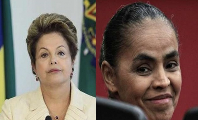 Brazil elections 'now a race between Rousseff, Silva'