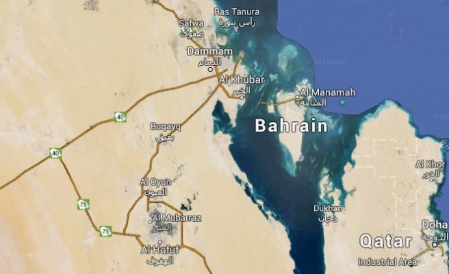 Bahrain sentences two men to death for killing policeman