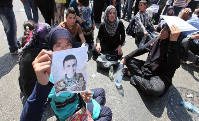 Nusra lays out conditions to release captured Lebanese soldiers