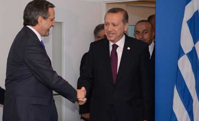 Turkey and Greece at odds over Cyprus problem