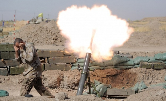 U.S. says forms 'core coalition' to counter Iraq militants