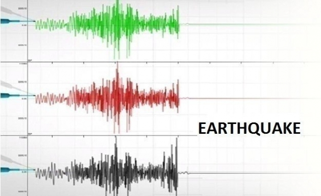 Earthquake measuring 5.5 strikes off Guatemala
