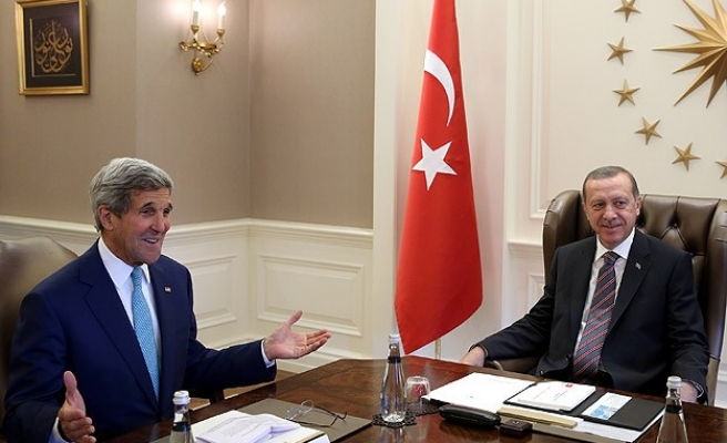Turkey, US vow continued joint fight against terrorism