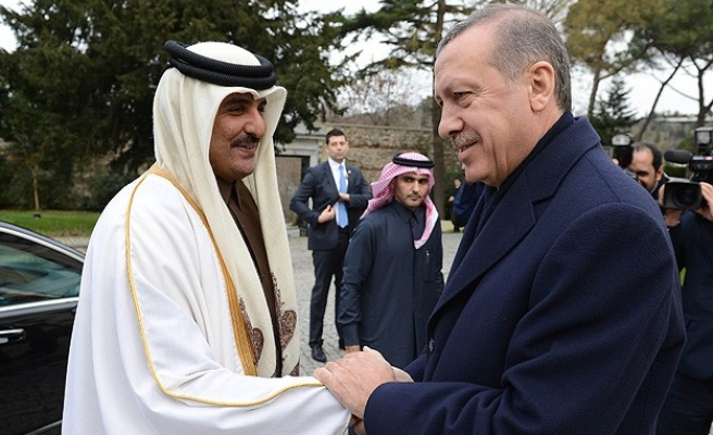 Turkey to sign natural gas deal with Qatar