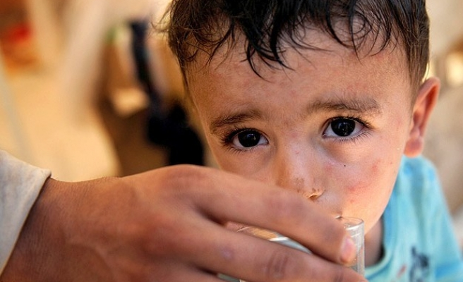 Water shortage threat for Yarmouk camp refugees