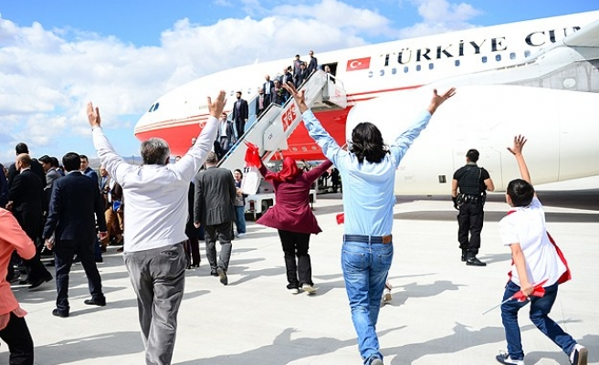 Turkey's nationalist party welcomes rescue of hostages