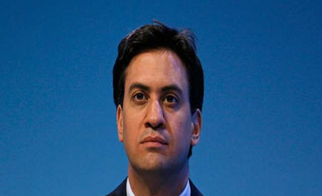 Britain's Labour leader bids to be next PM