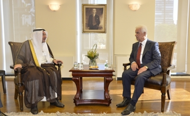 OIC chief meets with Turkish Cypriot president