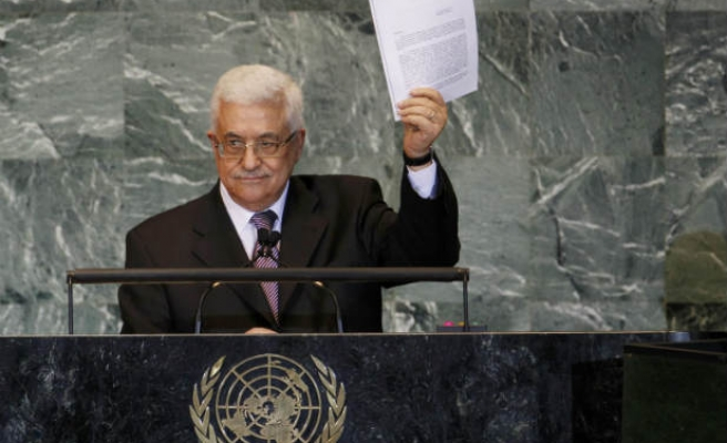 Abbas urges UN 'timetable' to end Israeli occupation