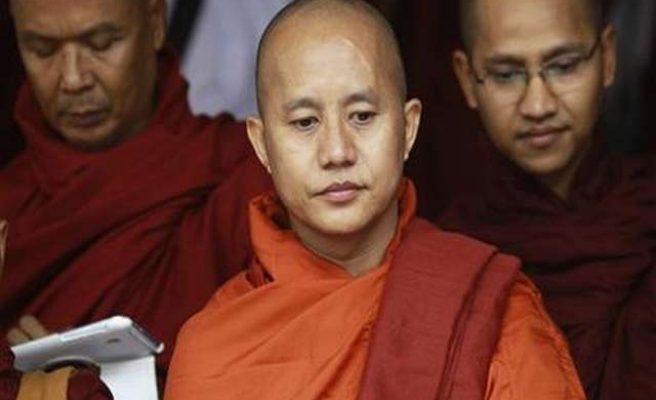 Myanmar and Sri Lankan Buddhists gang against Muslims