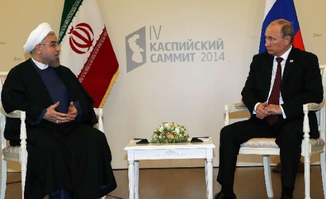 Rouhani: Iran won't replace Russia as top gas supplier