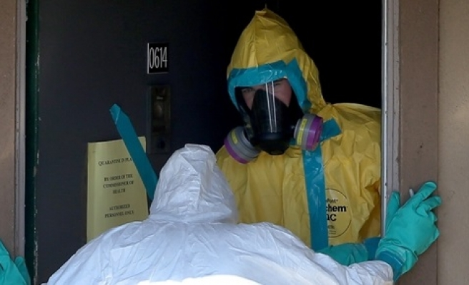 WHO: Ebola spreading in Europe 'unavoidable'