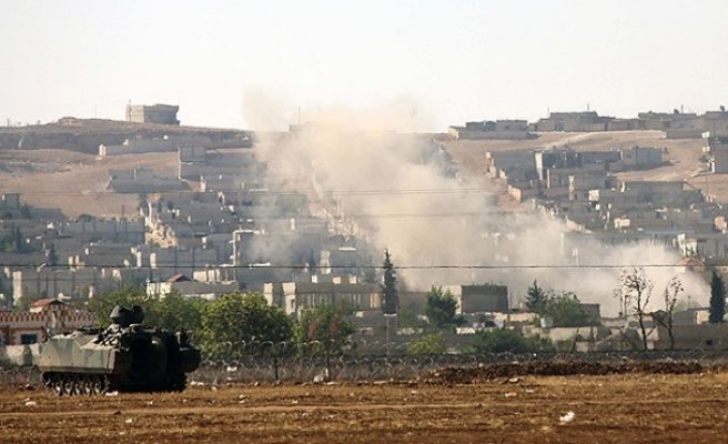 Turkey: Syrian border town about to fall to ISIL