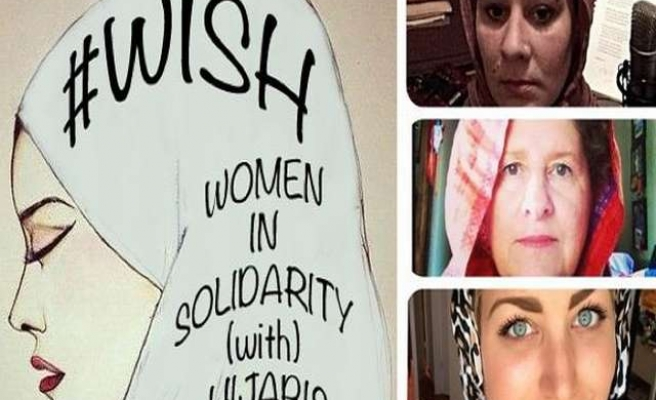 Campaign for solidarity with Muslim women in Australia