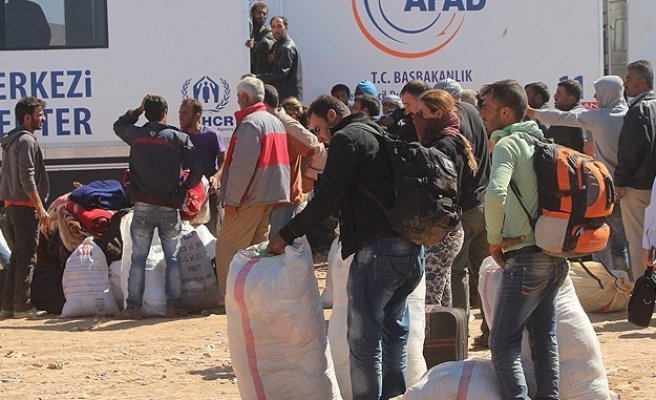 Turkey delivers aid to Kurds in Syrian town of Kobani