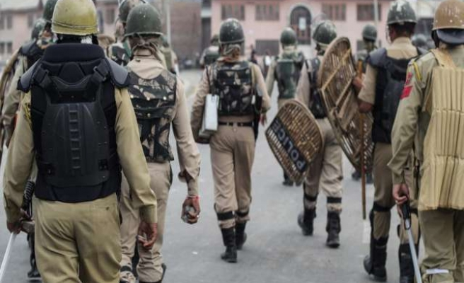 Seven Indian soldiers get life for Kashmir murders