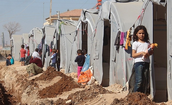 Nordic FMs call for more aid to Syrian refugees