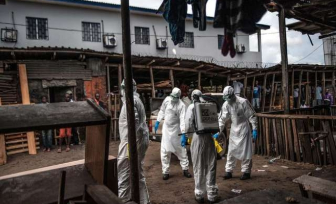 Liberians support house-to-house Ebola searches