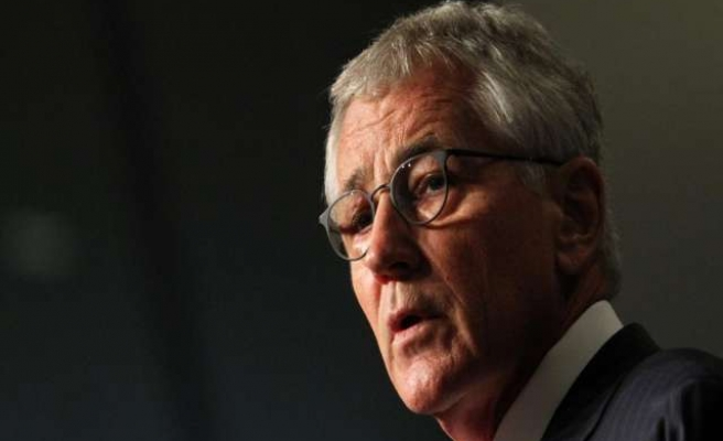 Hagel: Assad may benefit from U.S. attacks on ISIL