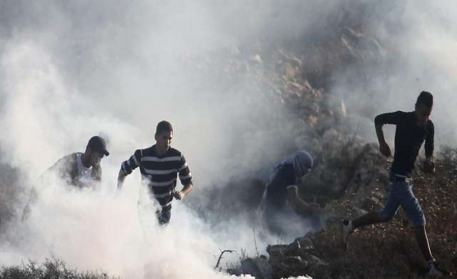 Palestinian killed by Israeli gunfire in West Bank -UPDATED