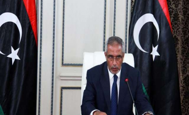 Sudanese minister meets Libyan leader in Tripoli -UPDATED