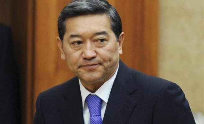 Kazakhstan defense minister quits amid accusations