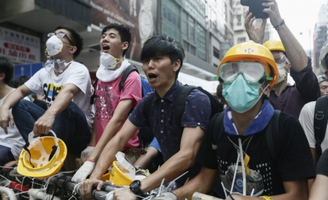 HK court refuses to hear appeal by protesters